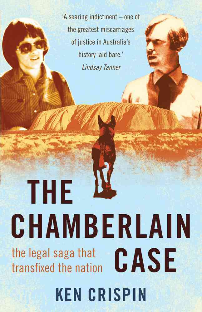 The Chamberlain Case: The Legal Saga That Transfixed the Nation (Paperback)