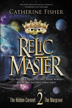 Relic Master: The Hidden Coronet & the Margrave (Paperback)