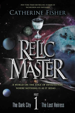 Relic Master: The Dark City & the Lost Diaries (Paperback)