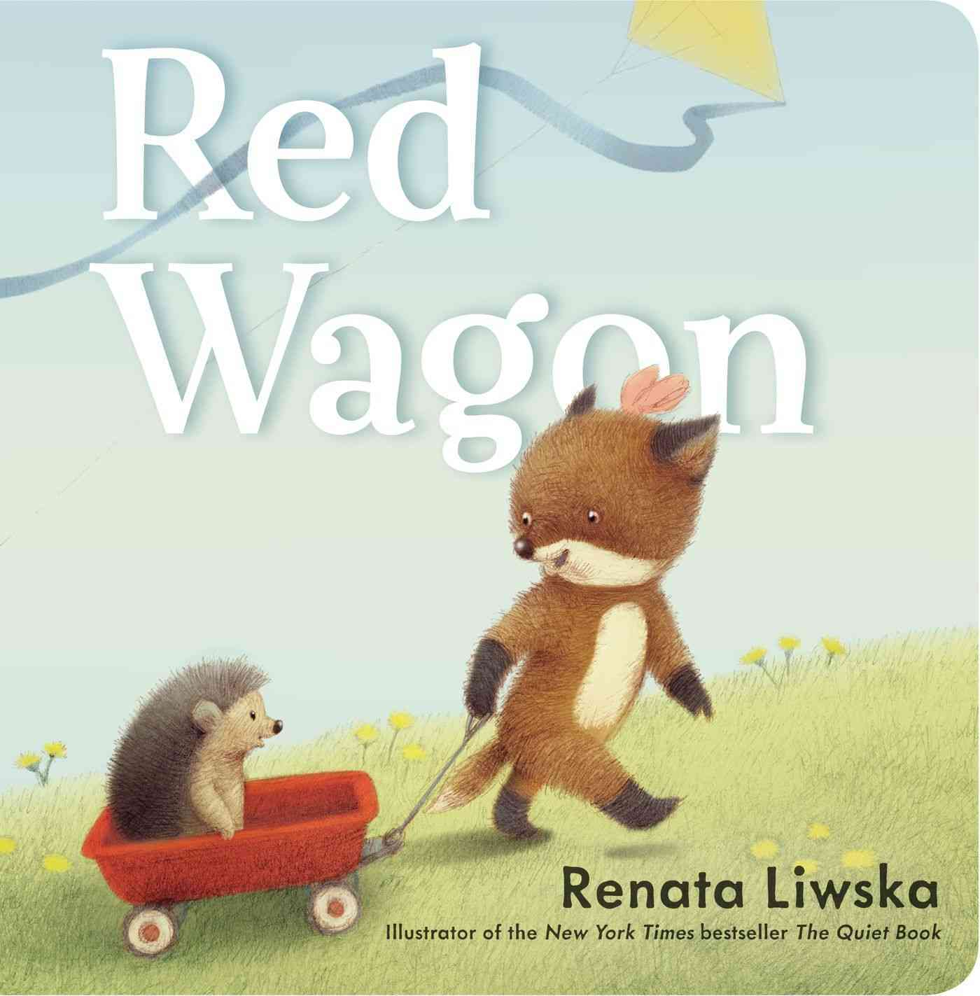 Red Wagon (Board book)