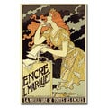 Eugene Grasset 'Marquet Ink 1892' Canvas Art