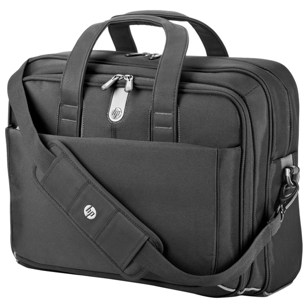 "HP Carrying Case (Briefcase) for 15.6"" Notebook, Tablet PC"