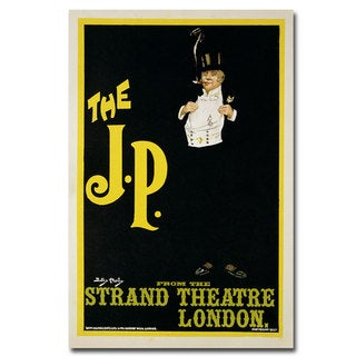 Dudley Hardy 'The J.P. At the Strand Theater 1898' Art