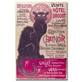Theophile Steinlen 'Collection du Chat Noir' Canvas Art