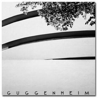 Nina Papiorek 'Guggenheim' Canvas Art