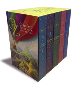 Oz, The Complete Collection (Paperback)