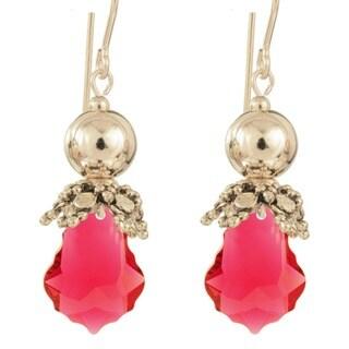 Ilona Crystal Earrings