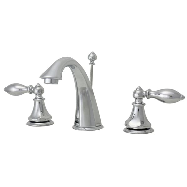 Paris 2 Singlehole Bathroom Faucet Chrome