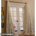 Lara 96-inch Shimmer Panel Window Curtain