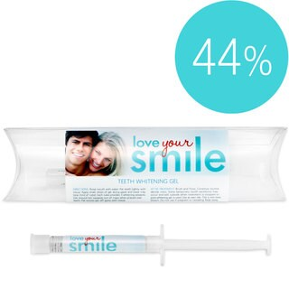 Love Your Smile 5 Day Teeth Whitening Gel (44-percent)