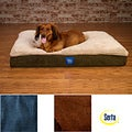 Serta Super Pillowtop Pet Bed
