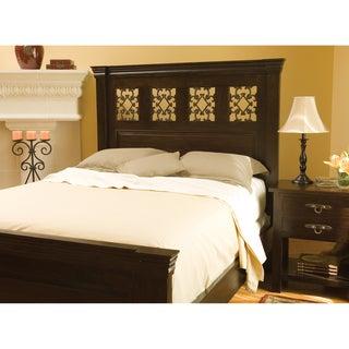 Venice Dark Mahogany Bed Frame