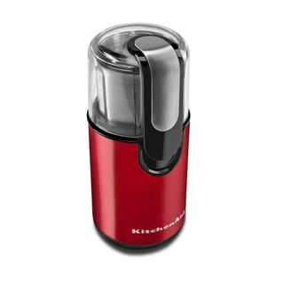 KitchenAid RBCG111ER Empire Red Blade Coffee Grinder (Refurbished)