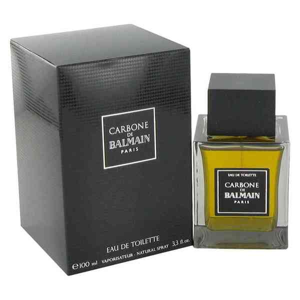 Pierre Balmain 'Carbone De Balmain' Men's 3.3-ounce Eau de Toilette Spray