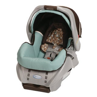 Graco SnugRide Infant Car Seat in Little Hoot