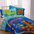 Scooby Doo &#39;A Scooby Mystery&#39; 4-piece Bed in a Bag with Sheet Set
