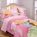 Disney Princess 'Dainty Princess' 4-piece Bed in a Bag with Sheet Set