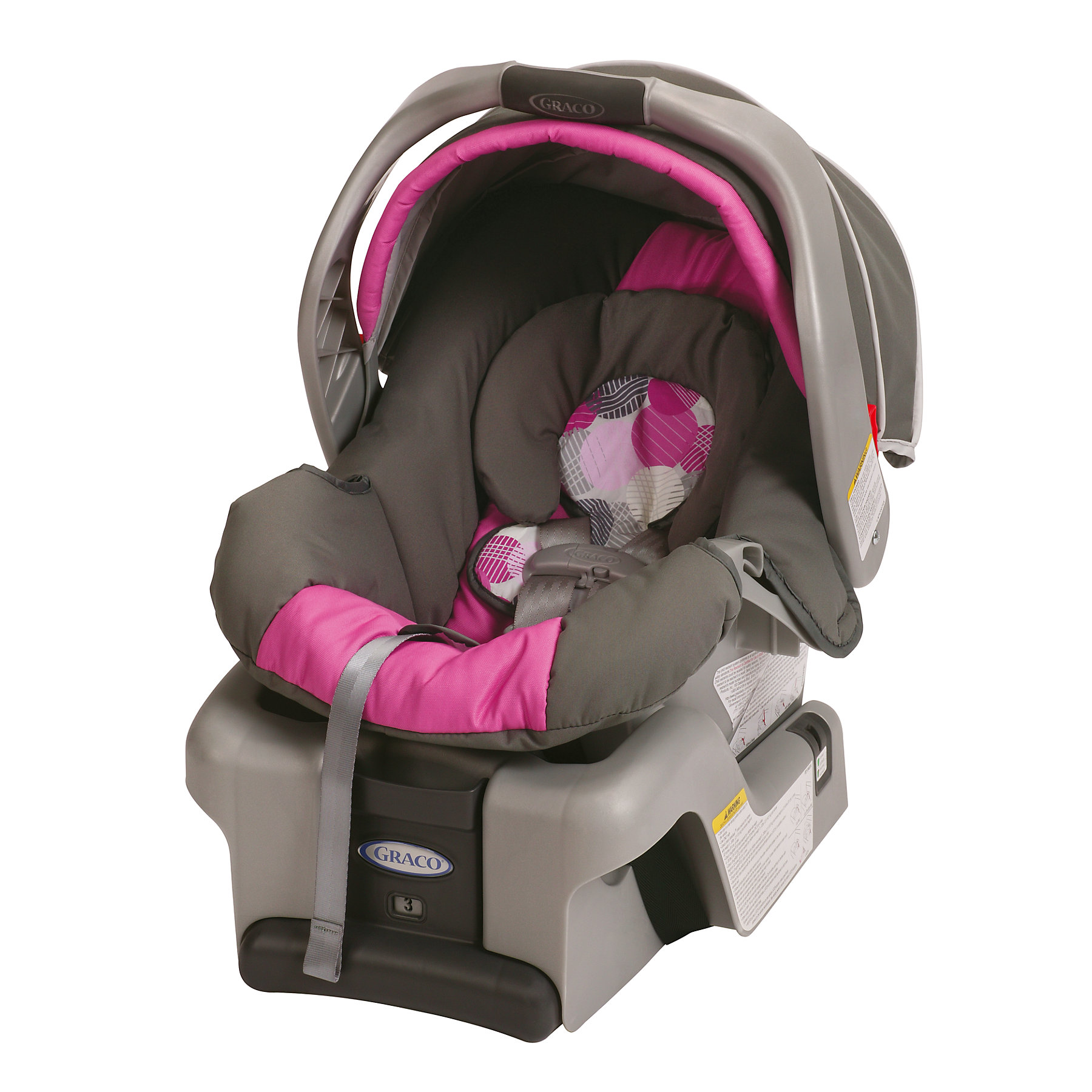 Graco Childrens Products Graco SnugRide 30 Infant Car Seat in Lexi at Sears.com