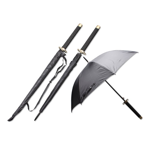 Samurai Handle 44-inch Span Umbrella - Heiwa (Peace)