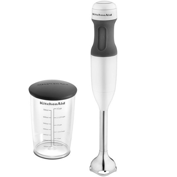 KitchenAid KHB1231WH White 2-speed Hand Blender