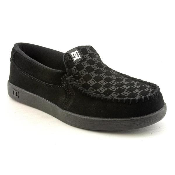 DC Men's 'Villain' Regular Suede Casual Shoes