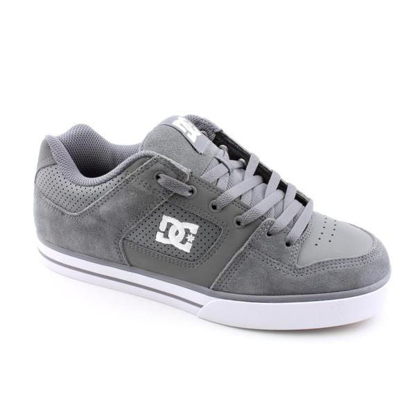 DC Men's 'Pure' Regular Suede Athletic Shoe