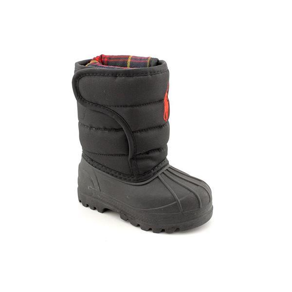 Polo Ralph Lauren Boy's 'Vancouver Crest EZ' Nylon Boots