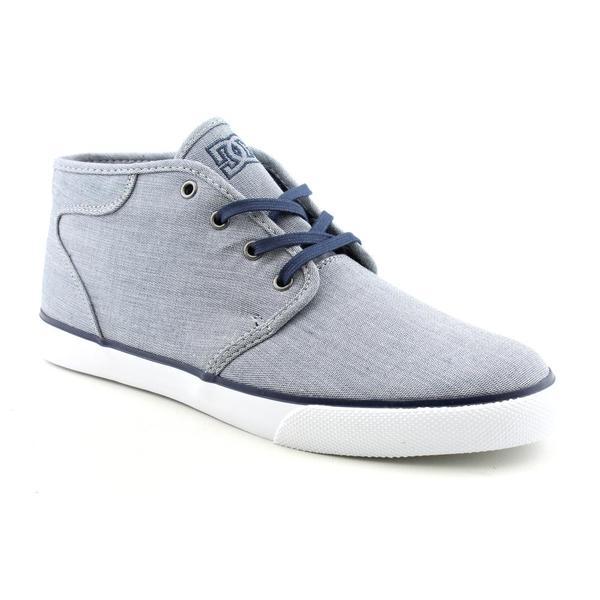 DC Men's 'Studio Mid TX' Basic Textile Casual Shoes