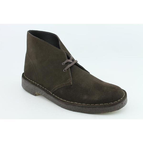 Clarks Men's 'Desert Boot' Regular Suede Boots
