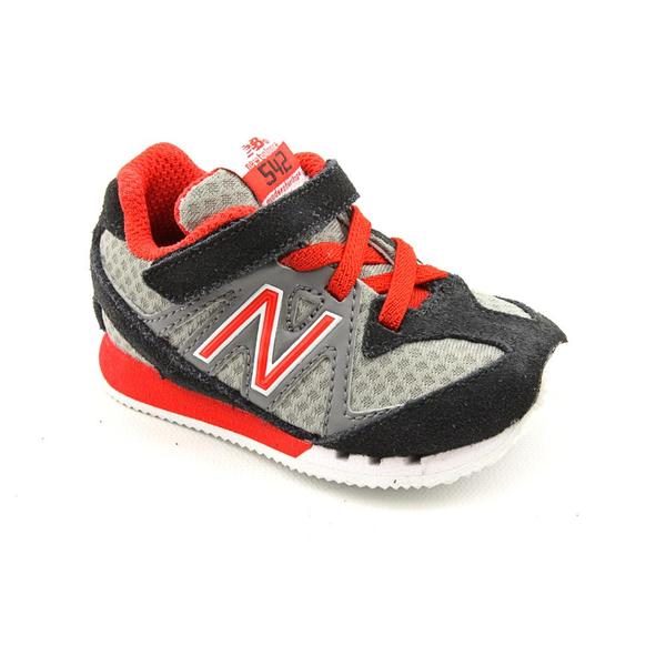 New Balance Boy's 'KV542' Regular Suede Athletic Shoe