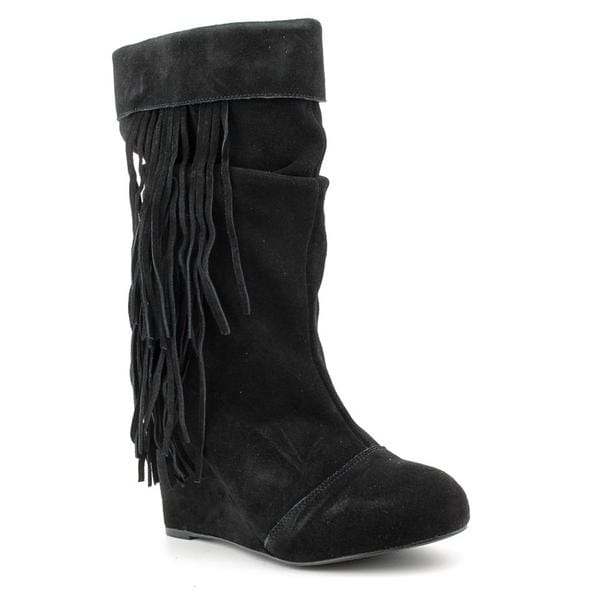 Kelsi Dagger Women's 'Carousel' Regular Suede Boots