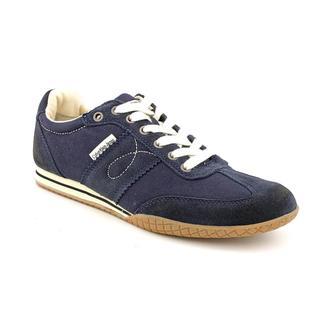 Calvin Klein Jeans Men's 'Mack' Regular Suede Casual Shoes