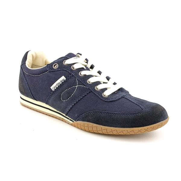 Calvin Klein Jeans Men's 'Mack' Regular Suede Casual Shoes