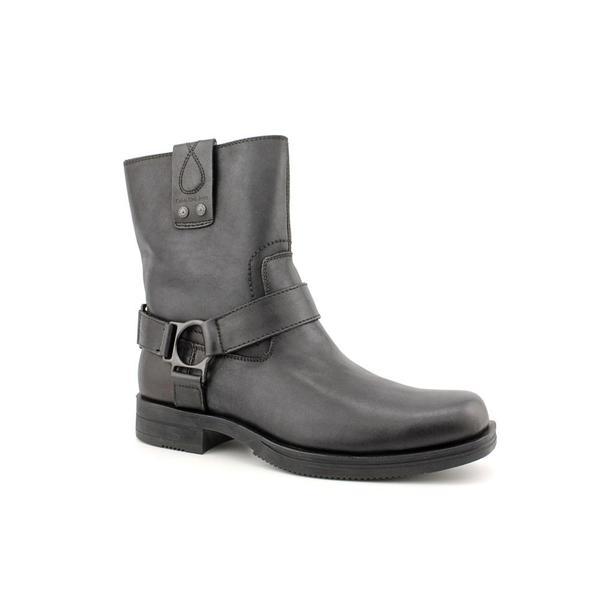 Calvin Klein Jeans Men's 'Lian' Leather Boots