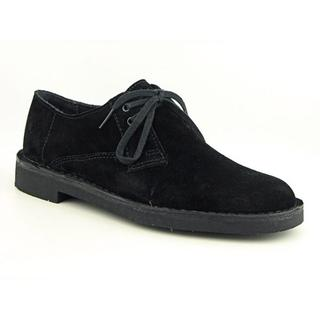 Clarks Men's 'Bushacre Lo' Regular Suede Casual Shoes