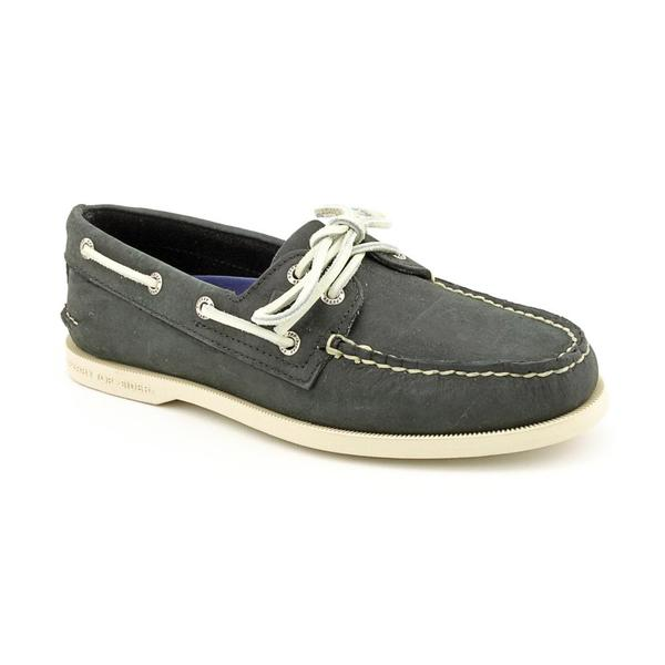 Women's Suede Snail Leather Shoes Comfort Casual Flat Boat Shoes Lace-up Sneaker