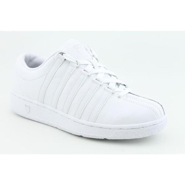 K Swiss Men's 'Classic Luxury Edition' Leather Casual Shoes
