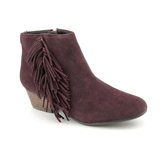 Kelsi Dagger Women's Brown 'Trilogy' Regular Suede Boots