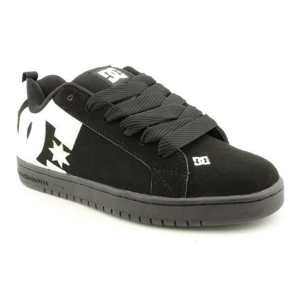 DC Men's 'Court Graffik' Nubuck Athletic Shoe