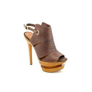 Jessica Simpson Women's 'Cat' Leather Heels