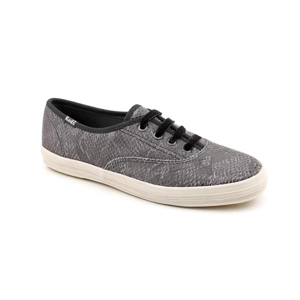 Keds Women's 'Champion Snake' Basic Textile Casual Shoes