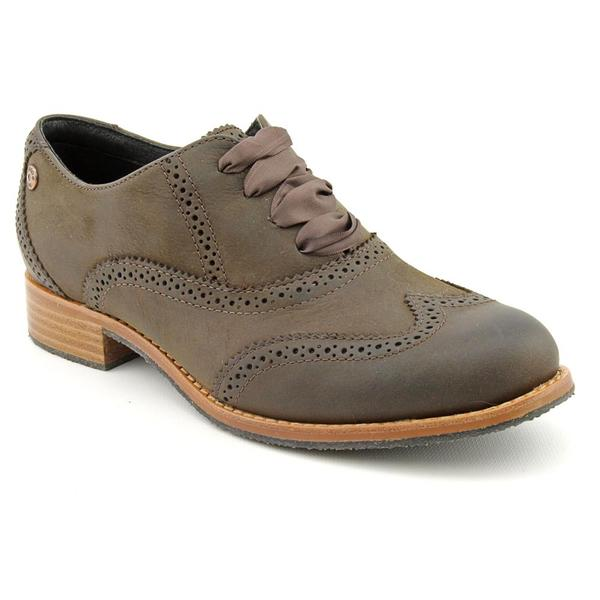 Sebago Women's 'Claremont Brogue' Leather Casual Shoes