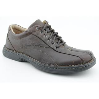 Clarks Men's 'Nebulae' Leather Casual Shoes - Wide