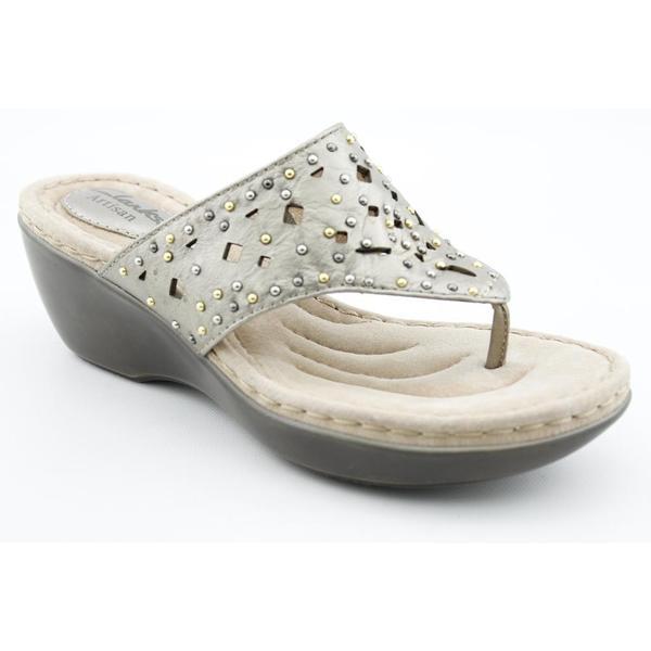 Clarks Women's 'Newland Dazzle' Leather Sandals