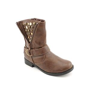 Mia Kids Girl's 'Quinn' Faux Leather Boots