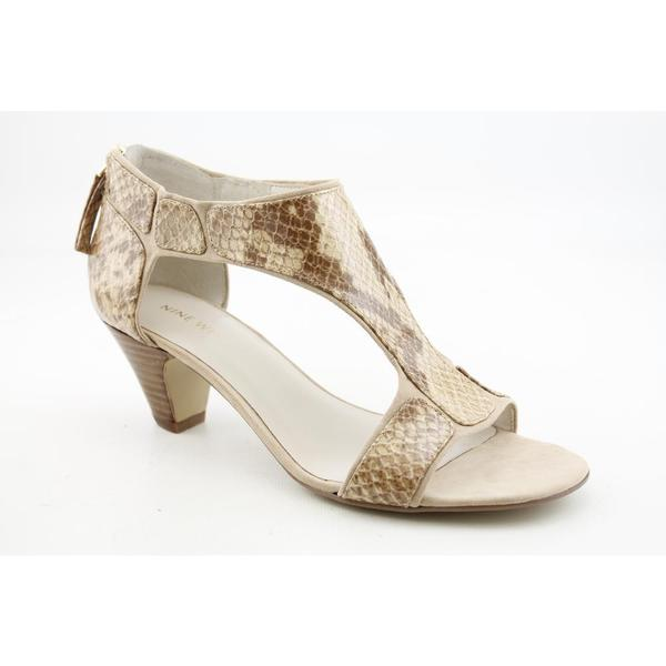 Nine West Women's 'Freq Flyer' Man-Made Sandals (Size 6)