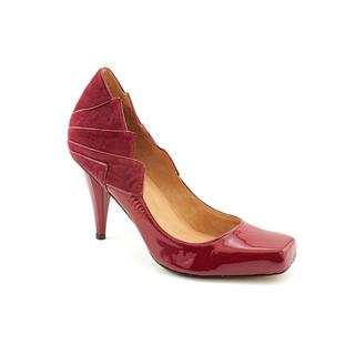 Samanta Women's 'Harlene' Patent Leather Dress Shoes (Size 13)