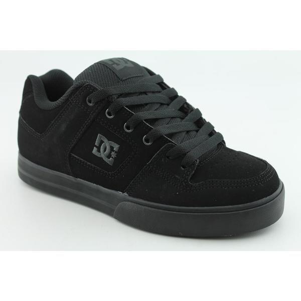DC Men's 'Pure' Leather Athletic Shoe