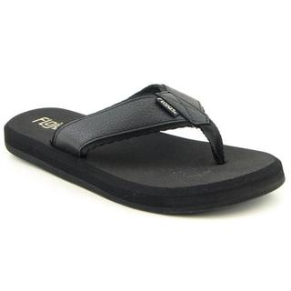 Flojos Men's 'Cole II' Leather Sandals