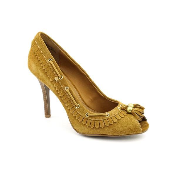Mia Women's 'Hannah' Regular Suede Dress Shoes